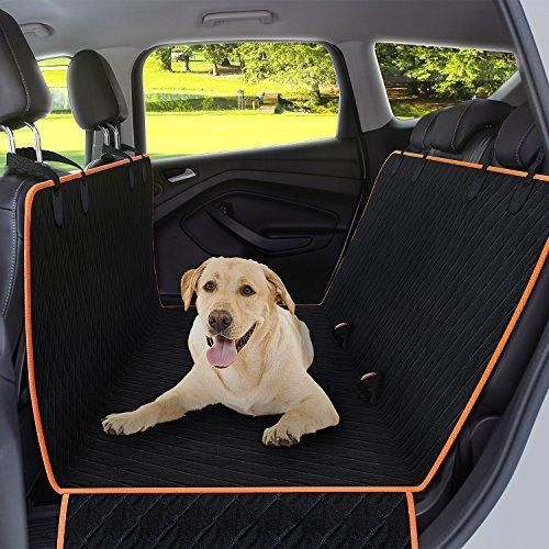 Superb Premium Back Seat Cover Dogs Back Seat Covers Pet Seat Alphanode Cool Chair Designs And Ideas Alphanodeonline