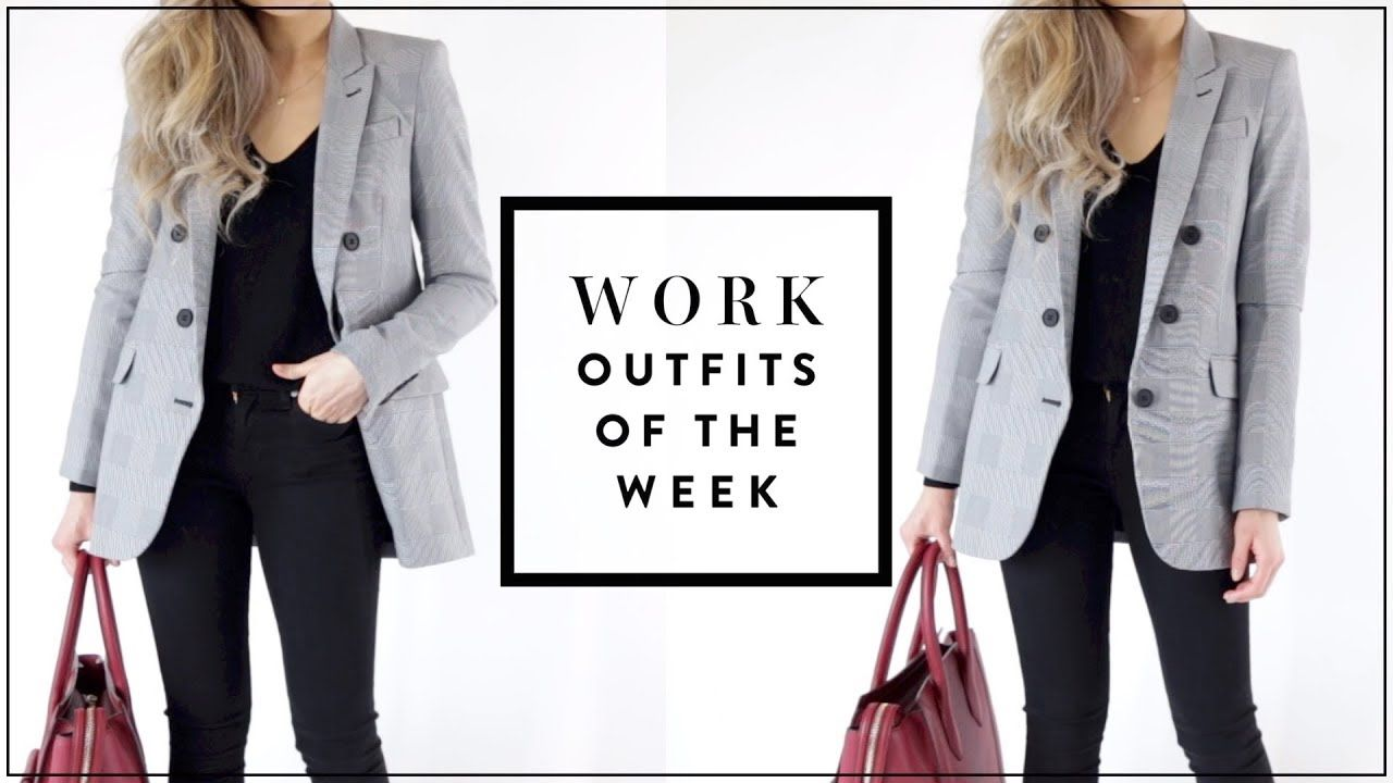 3166ea3687a Fall Work Outfits of the Week