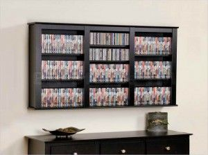 Dvd Storage - we need something like this for all of our movies!