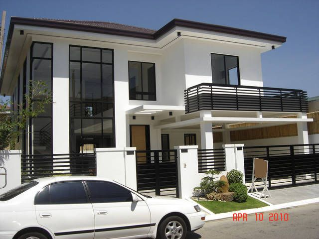 House In Bf Homes Paranaque 12 5 Million Pesos Sold For Sale From Manila Metropolitan A In 2020 Modern House Philippines Philippines House Design Modern Bungalow House