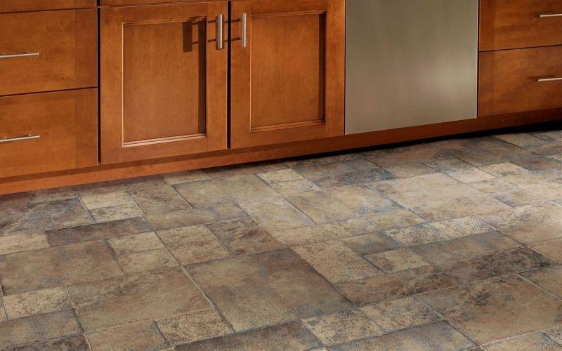 Wood Laminate Flooring That Looks Like Tile Kitchen Flooring Laminate Flooring In Kitchen Laminate Kitchen