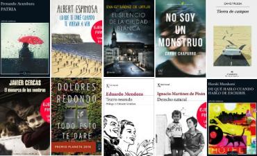 Libros más vendidos semana del 24 al 30 de abril en #ficción