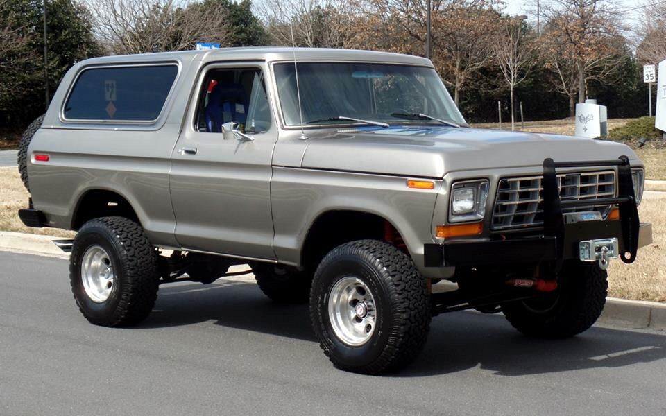 1978 Bronco Xlt 460 4 Speed Ford Bronco 1978 Ford Bronco Bronco