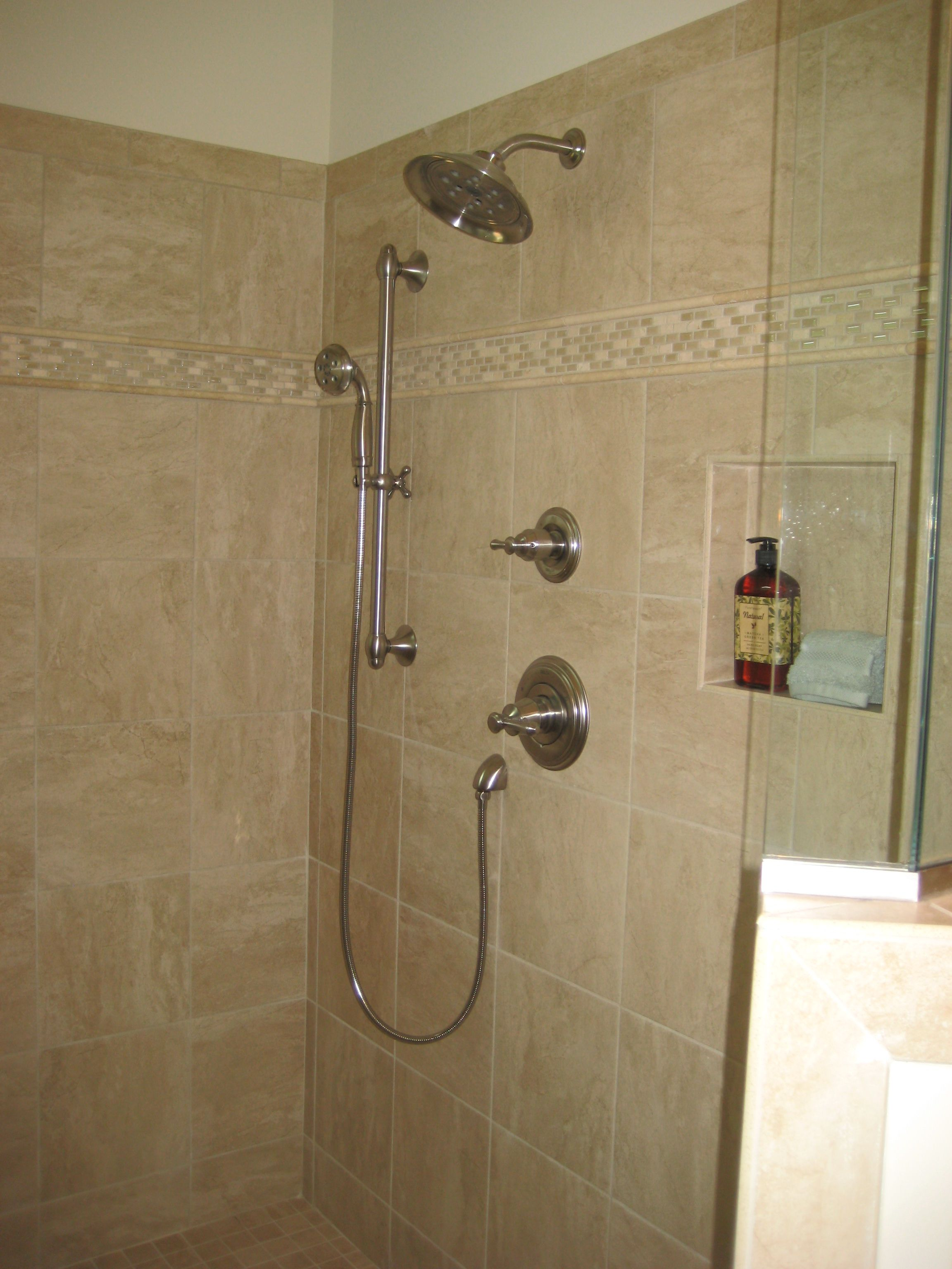 L AND L of Raleigh Design Tech Plan Master Shower | L & L Bathrooms ...