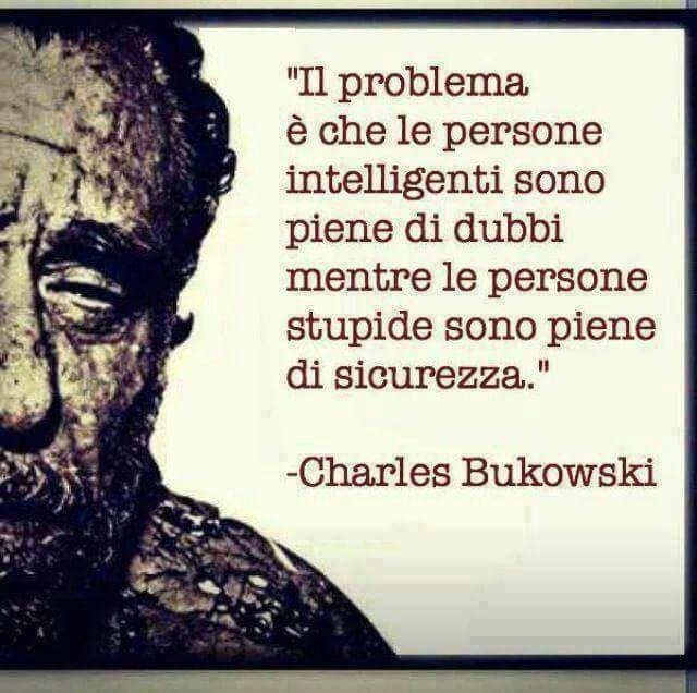 Le Più Belle Frasi Di Charles Bukowski Sky Citazioni