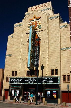 Mayan Theater , Denver, Colorado , 110 Broadway, Denver, CO