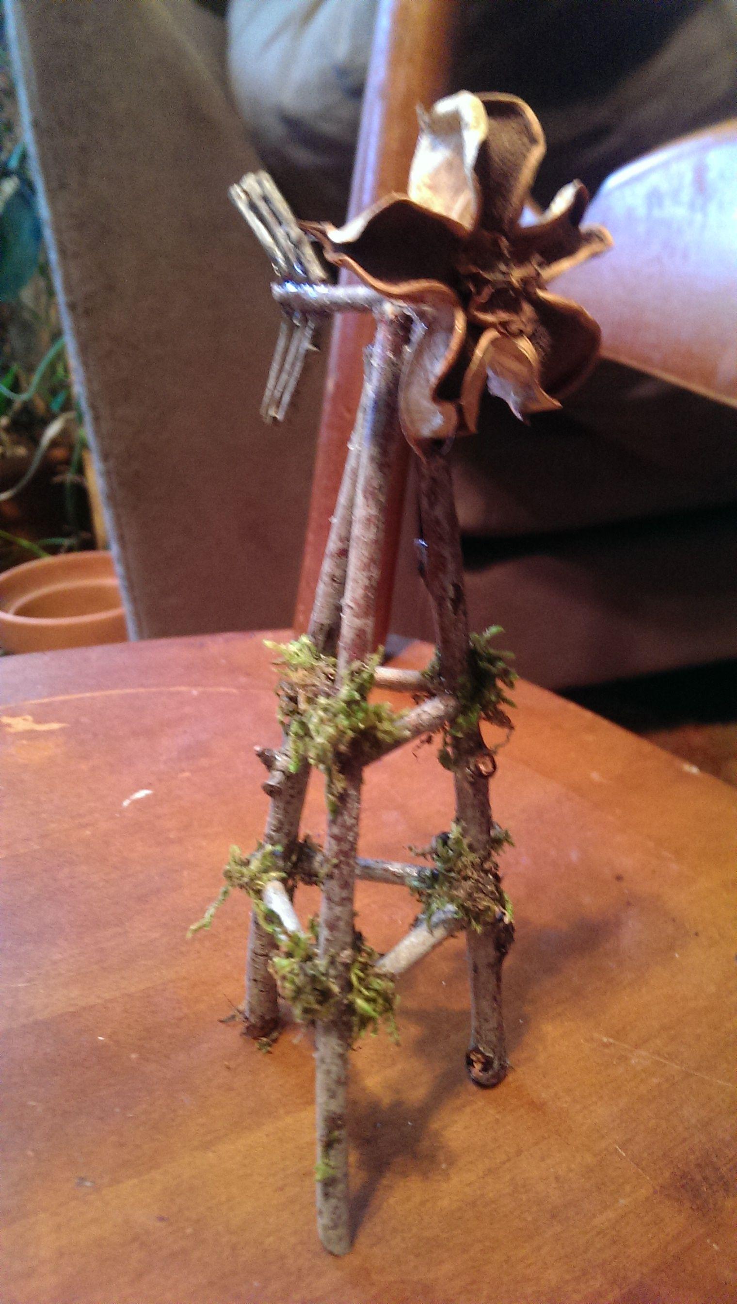 Faerie windmill feengarten pinterest fee garten und feengarten - Hexen gartenhaus ...