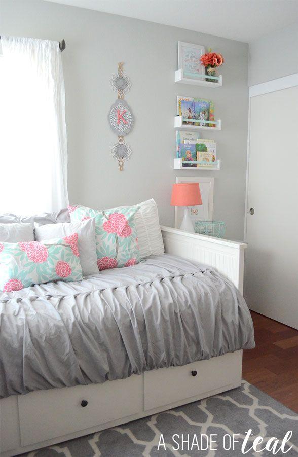 Best Big Girl Room The Reveal Little Girls Room Makeover In 400 x 300