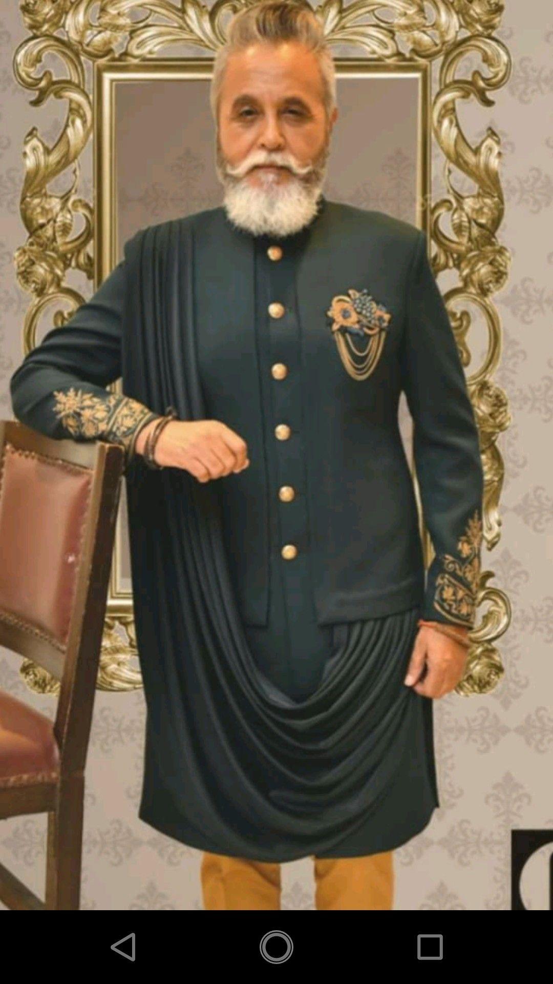 Men jacket coat blazer style indo western men fashion trends