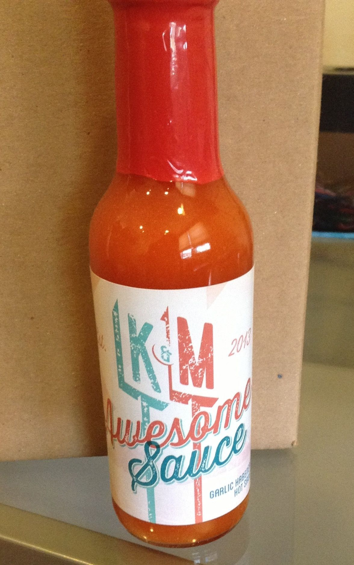 Awesome Sauce Hot Sauce Wedding Favor Not For Me But Totally Love