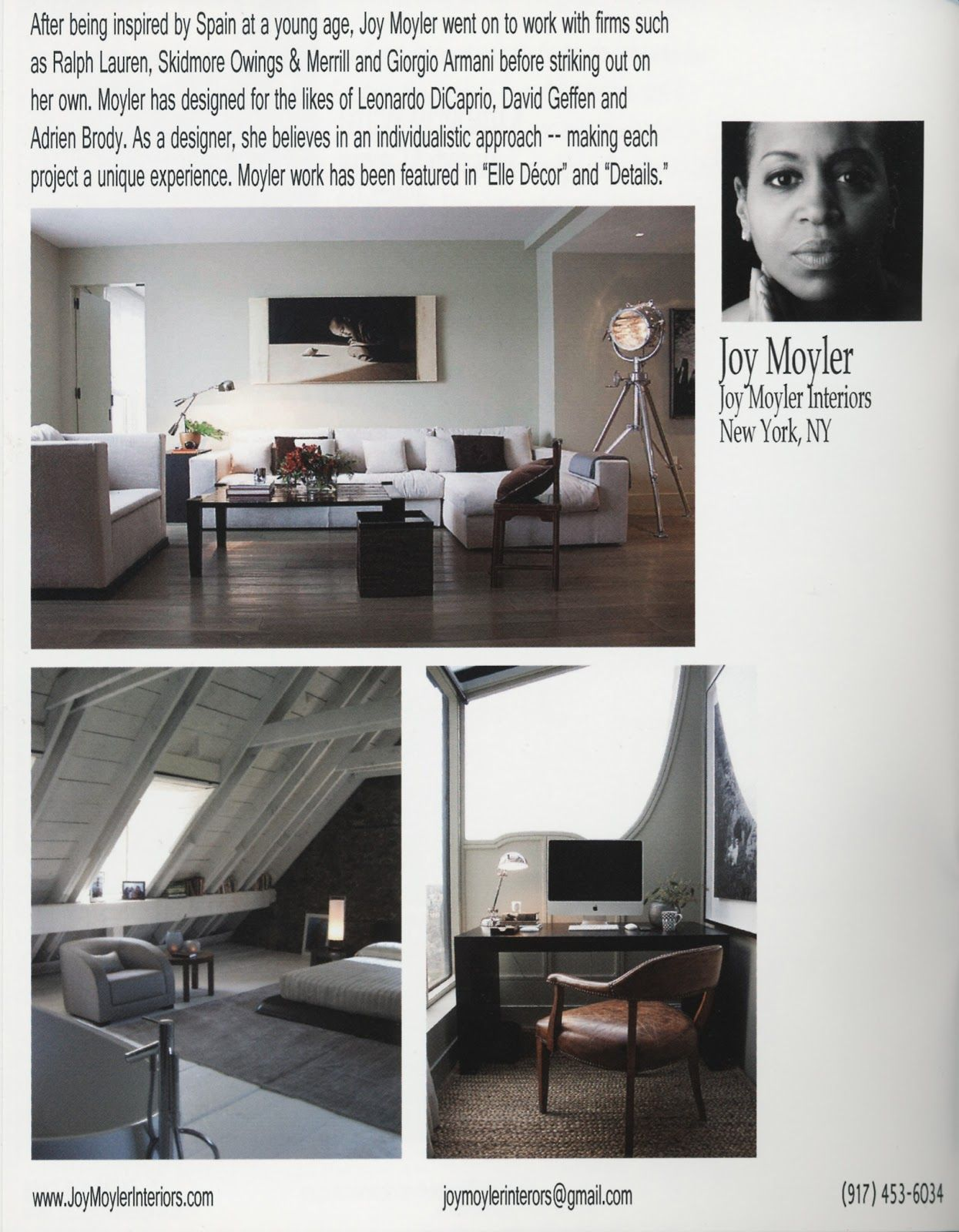 Joy Moyler African American Interior Designers With Images