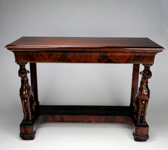 Wooden artistic 72 inch console table Console table design