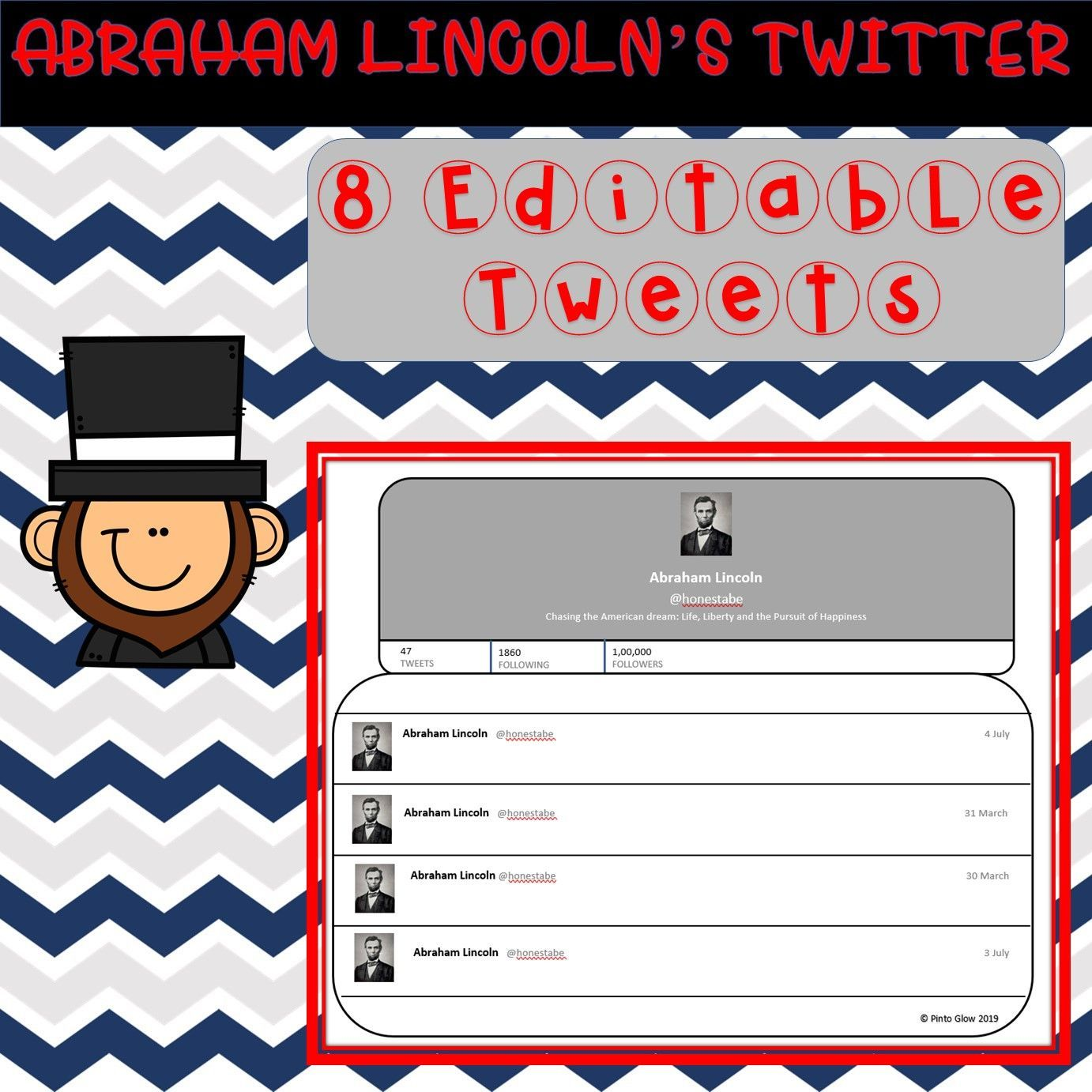 Abraham Lincoln Activity