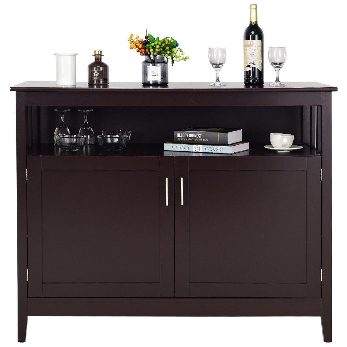Modern Wooden Kitchen Storage Cabinet Kitchen Cabinet Storage Dining Room Sideboard Wooden Kitchen