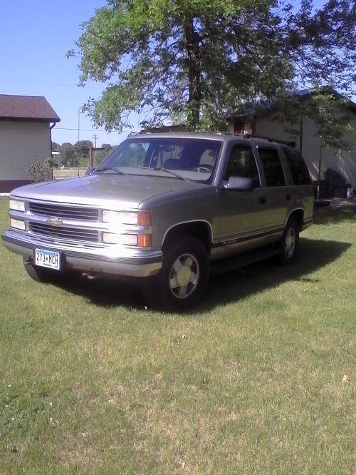 1999 Chevrolet Tahoe Richmond Mn 6186651051 Oncedriven Chevrolet Tahoe Suv Chevrolet