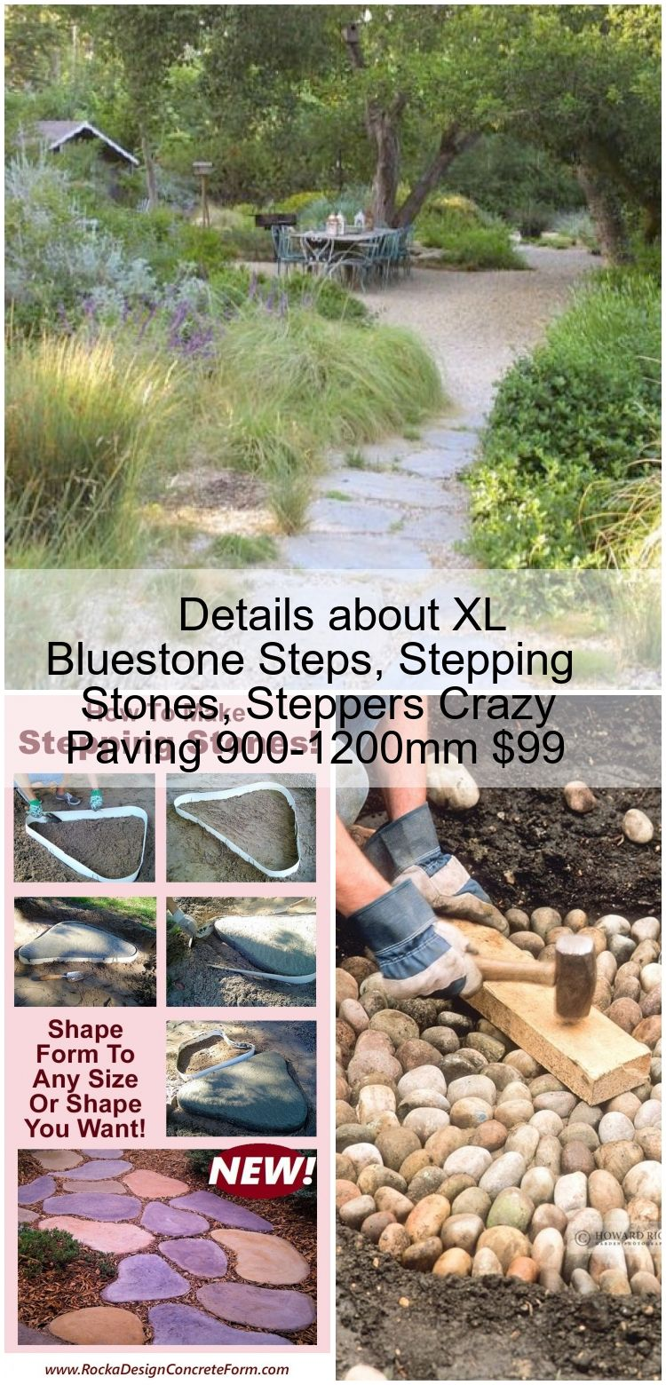 Details about XL Bluestone Steps Stepping Stones Steppers Crazy Paving 9001200mm 99 Details about XL Bluestone Steps Stepping Stones Steppers Crazy Paving 9001200mm 99