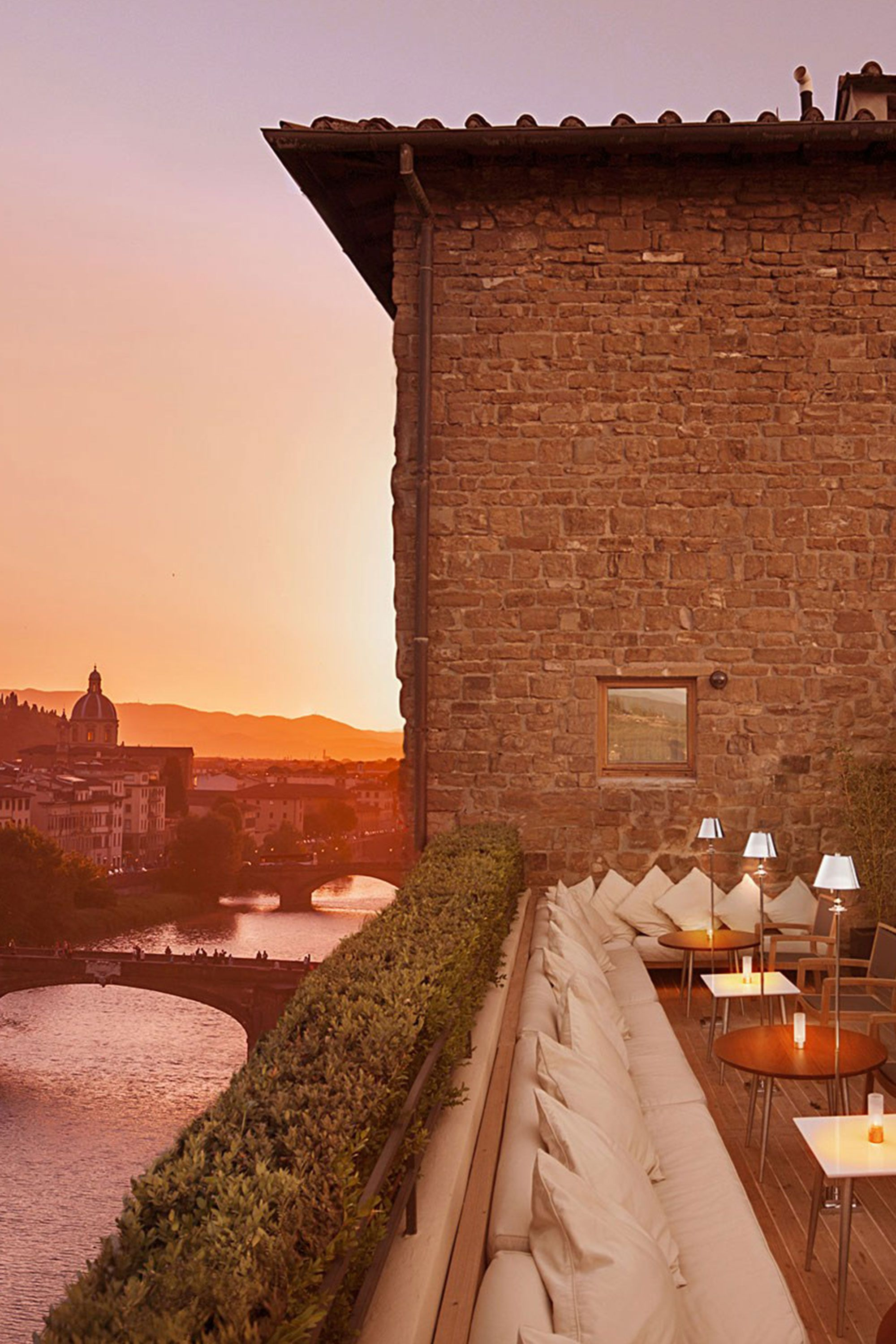 The Best Rooftop Bars In The World Firenze Best Rooftop