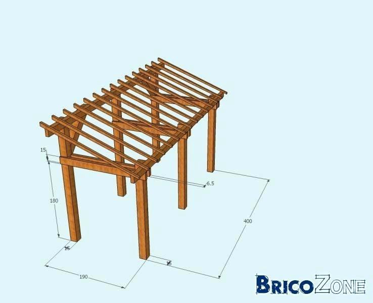 construire abri bois abri bois