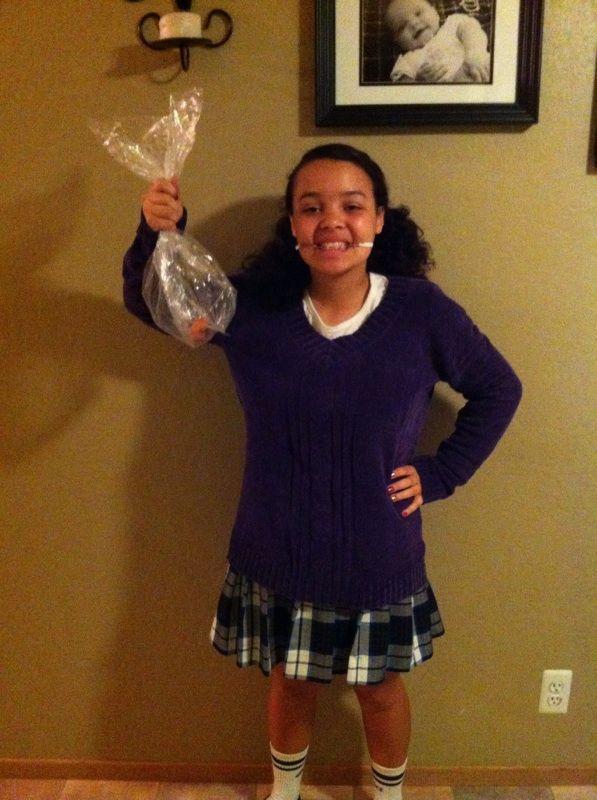 Darla from finding nemo costume for halloween | Halloween ...