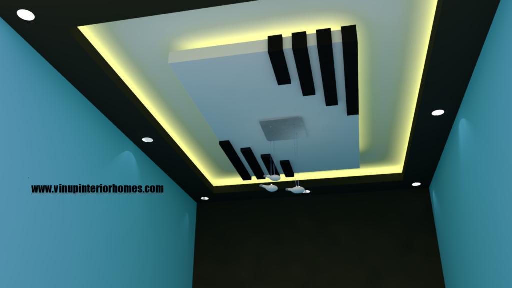 Small Bedroom False Ceiling Design 2018 Latest Gypsum ...