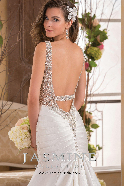 Jasmine wedding dresses  Jasmine Wedding Dresses Style  F  vestido de casamento
