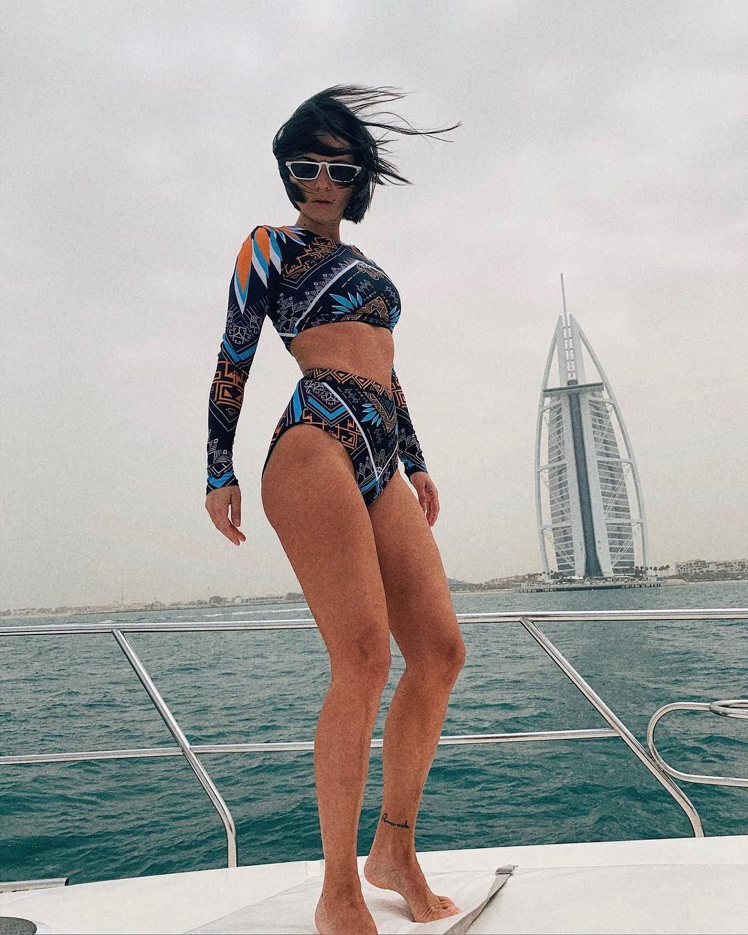 Pin By Hama Kurdo Masifi On Inna In 2020 Swimwear High Waisted Bikini Bikinis