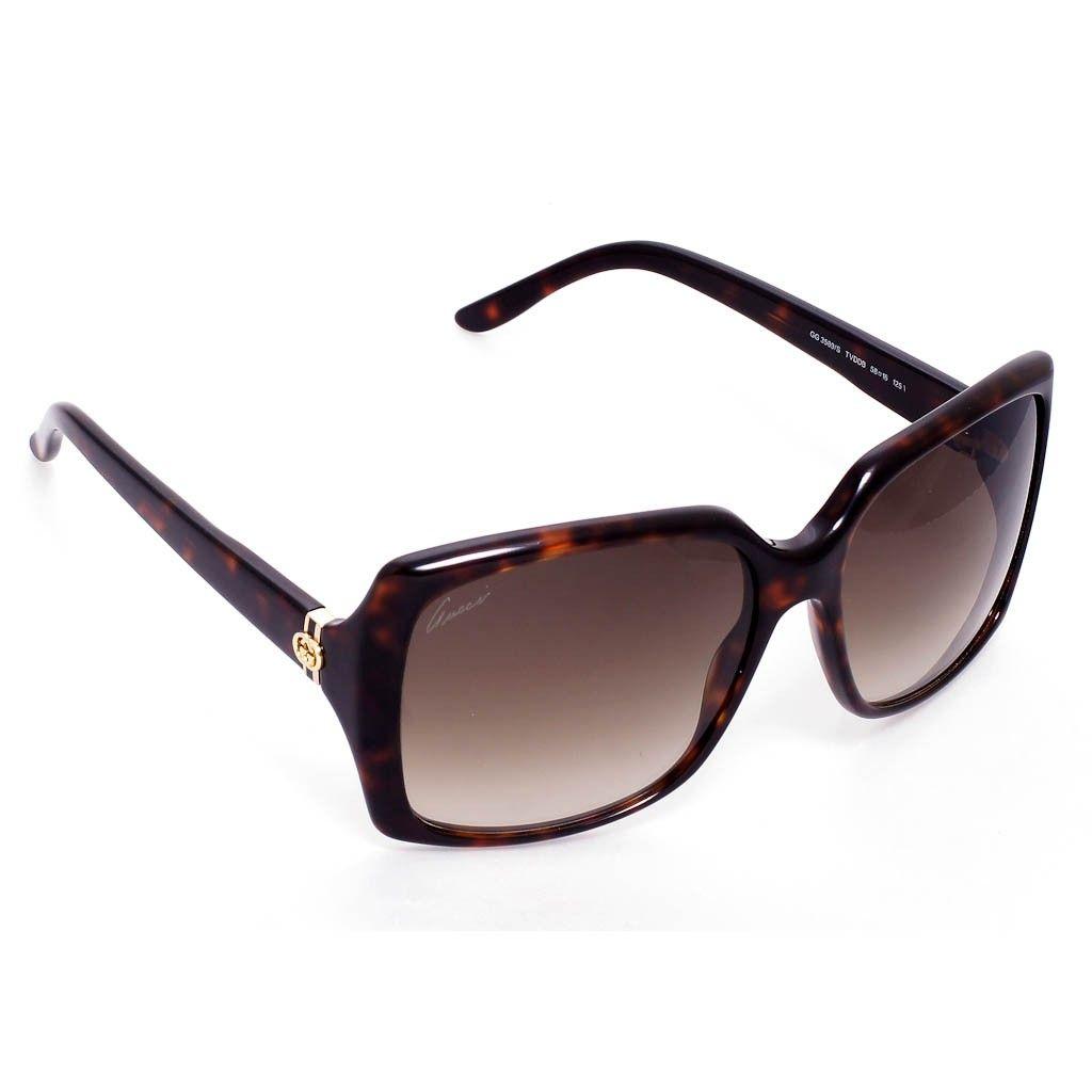 ad6cc3b19c40 Eye Glasses · Eyeglasses · Γυαλιά Ηλίου Gucci 3589 S TVD DB 58 16