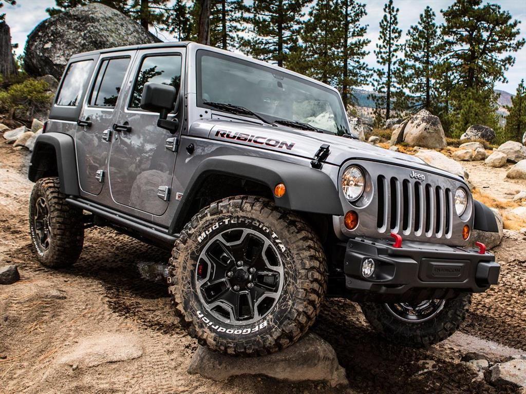 foto Jeep Wrangler Unlimited (2016) Jeep wrangler