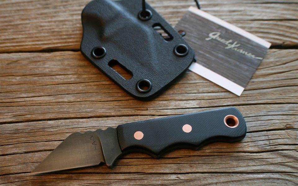 Neckbreaker 1084 Work Knife With Images Knife Custom Knives Work Tools