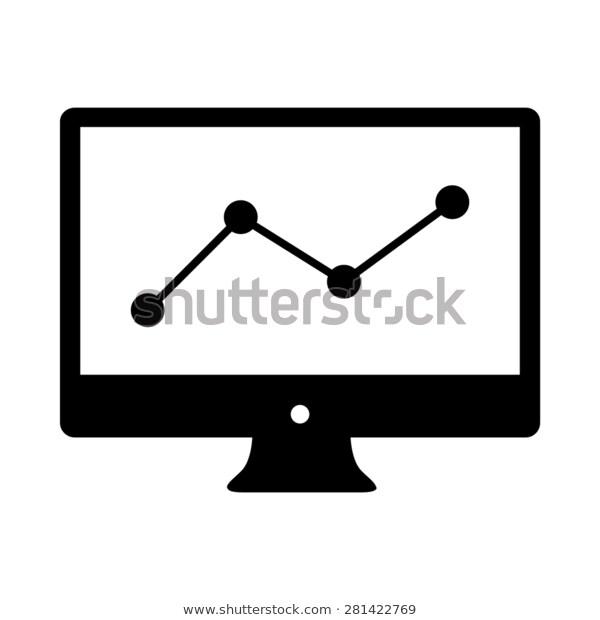 Big Data Analytics Statistics Icon Vector Stock Vector Royalty Free 281422769 Big Data Analytics Data Analytics Vector Icons