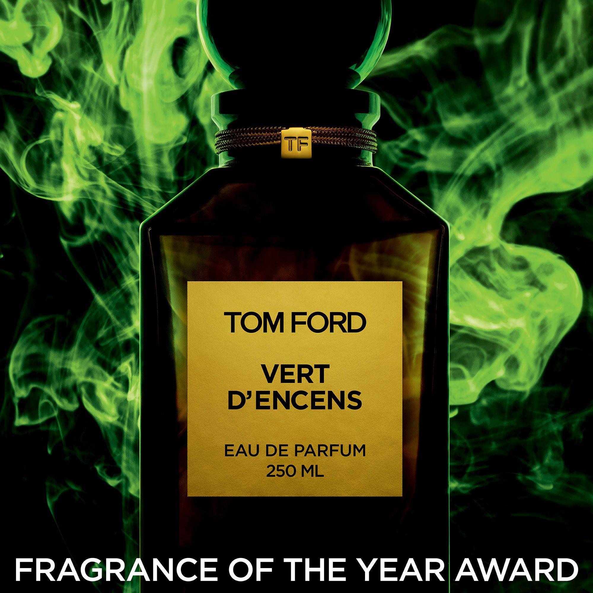 bd18c628ba0ac TOM FORD Vert D'Encens named Men's Luxury Fragrance of the Year. #TOMFORD  #PRIVATEBLEND #VERTDENCENS #TFFAWARDS