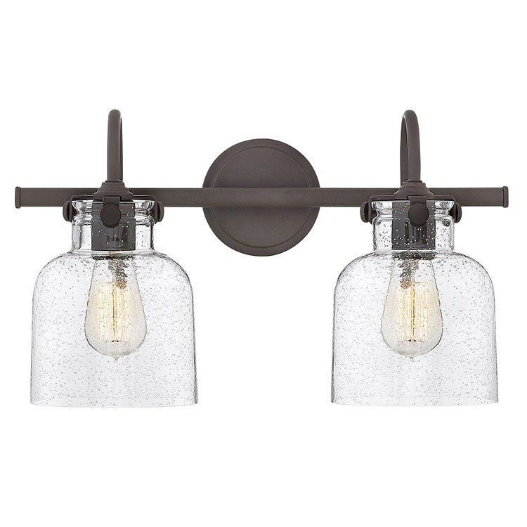 Photo of Hinkley 50122OZ Congress Two-Light Bathroom Lighting Fixture