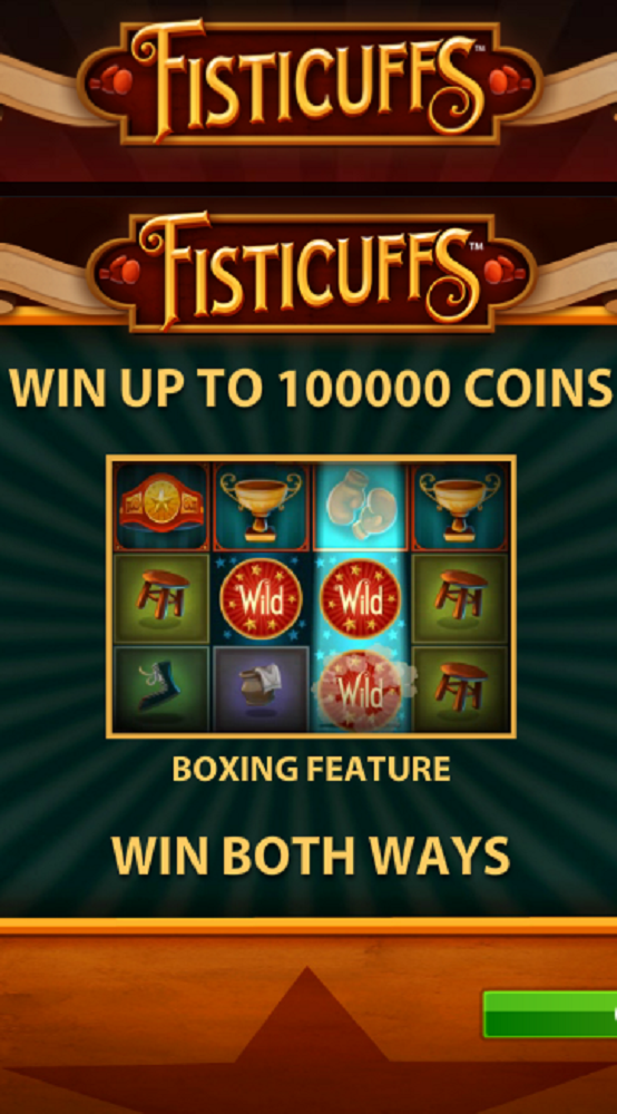 Fisticuffs - Spiele Spielautomat