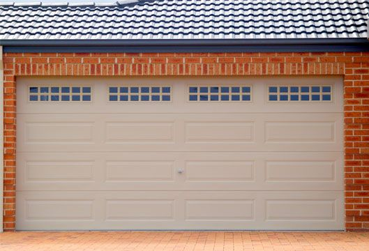 Ranch Sectional Panel Lift Garage Door Prices Steel Line Garage