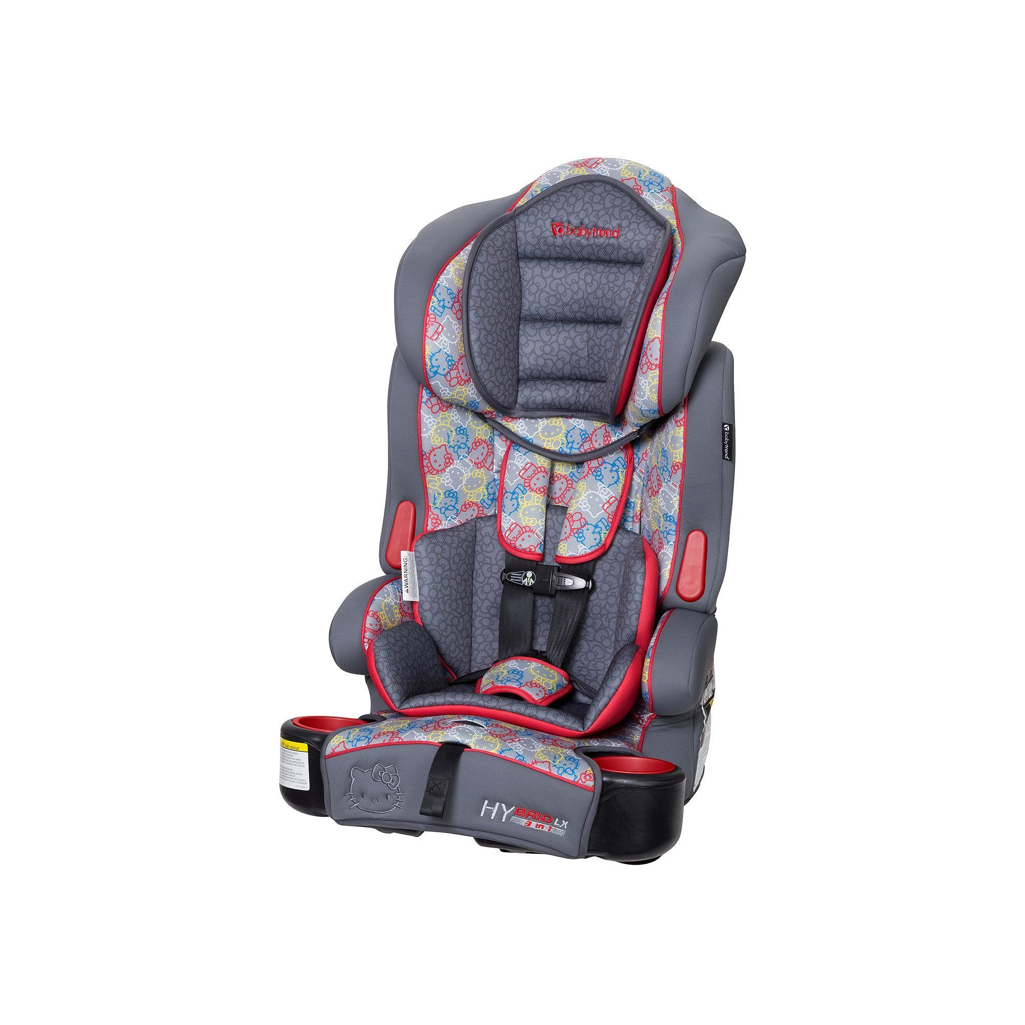 Baby Trend Hybrid LX Hello Kitty® 3in1 Booster Car Seat