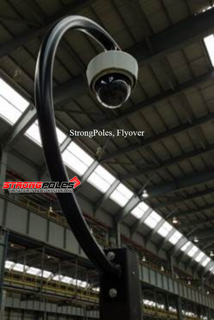 4 Square Pole With The Flyover Toll Free 844 669 3537 Or