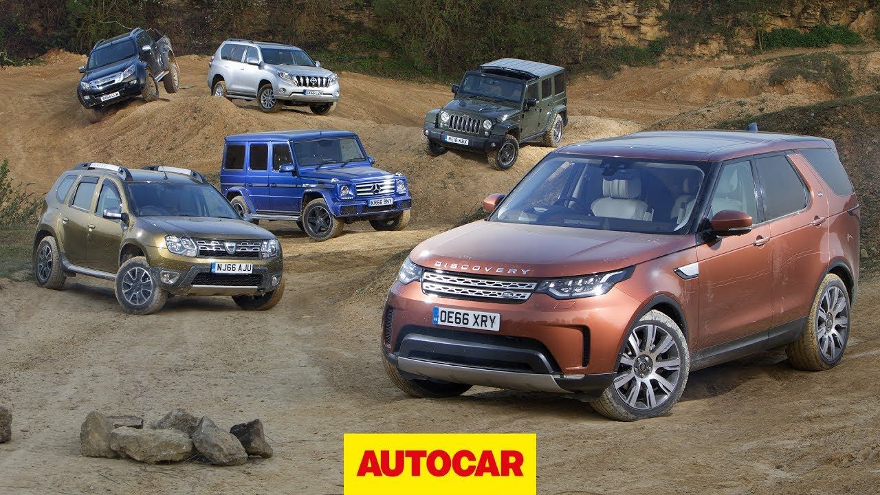 What S The Best 4x4 New Land Rover Discovery Vs Jeep Toyota