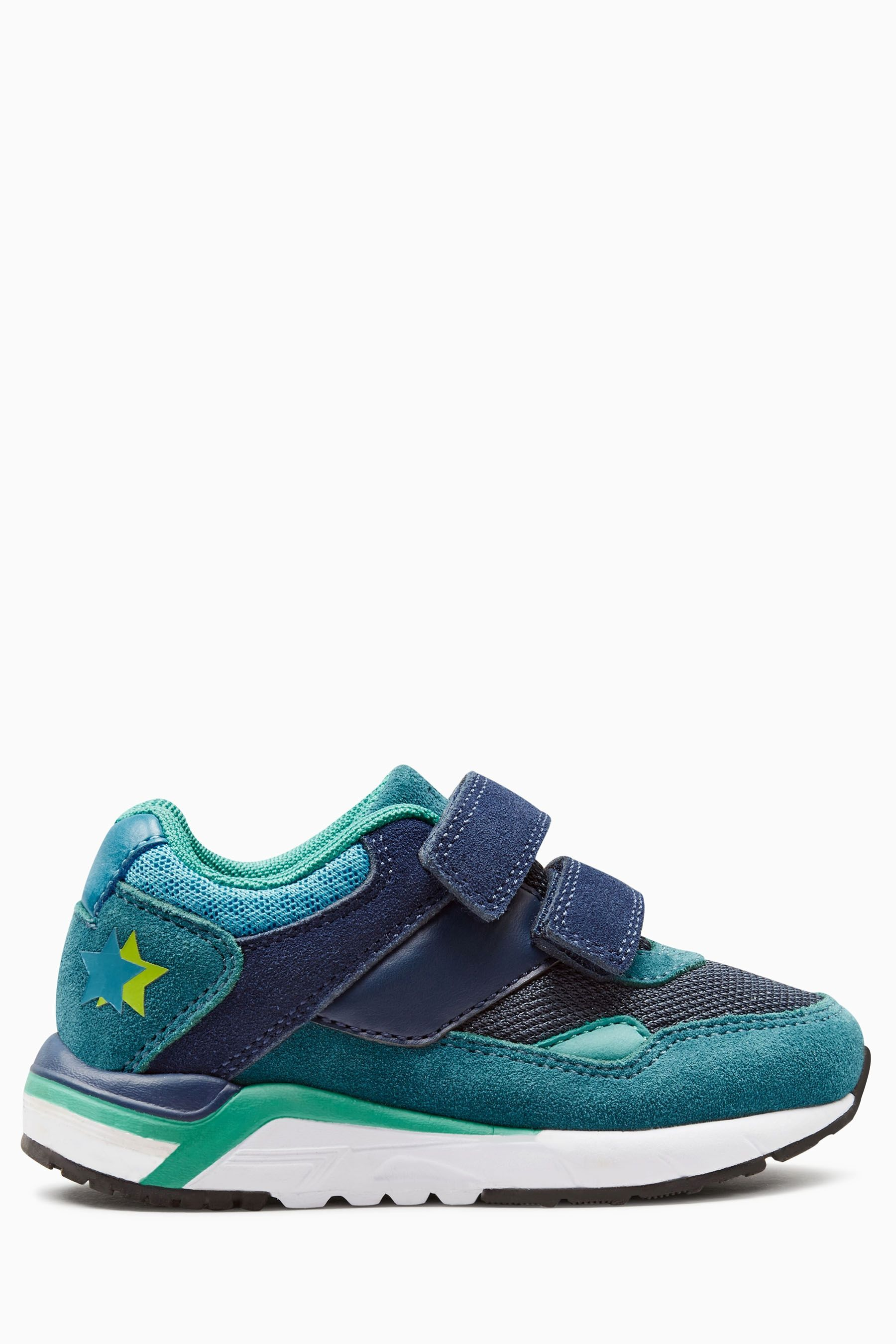 Buy Teal Marathon Trainers (Younger