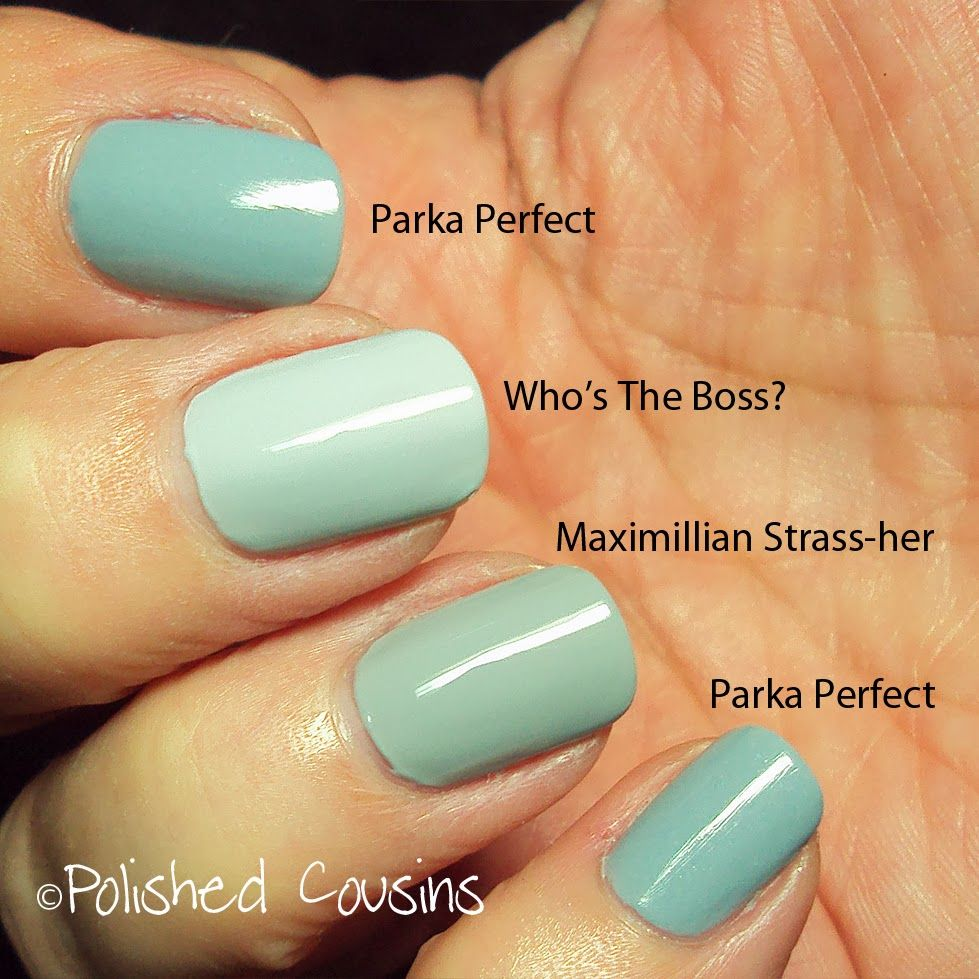 CVS recently had a great sale on nail polish and combining it with ...