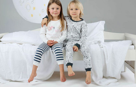 With organic kids sleepwear you are protecting your kids from various harmful chemicals that can irritate the children skin and cause serious health problems