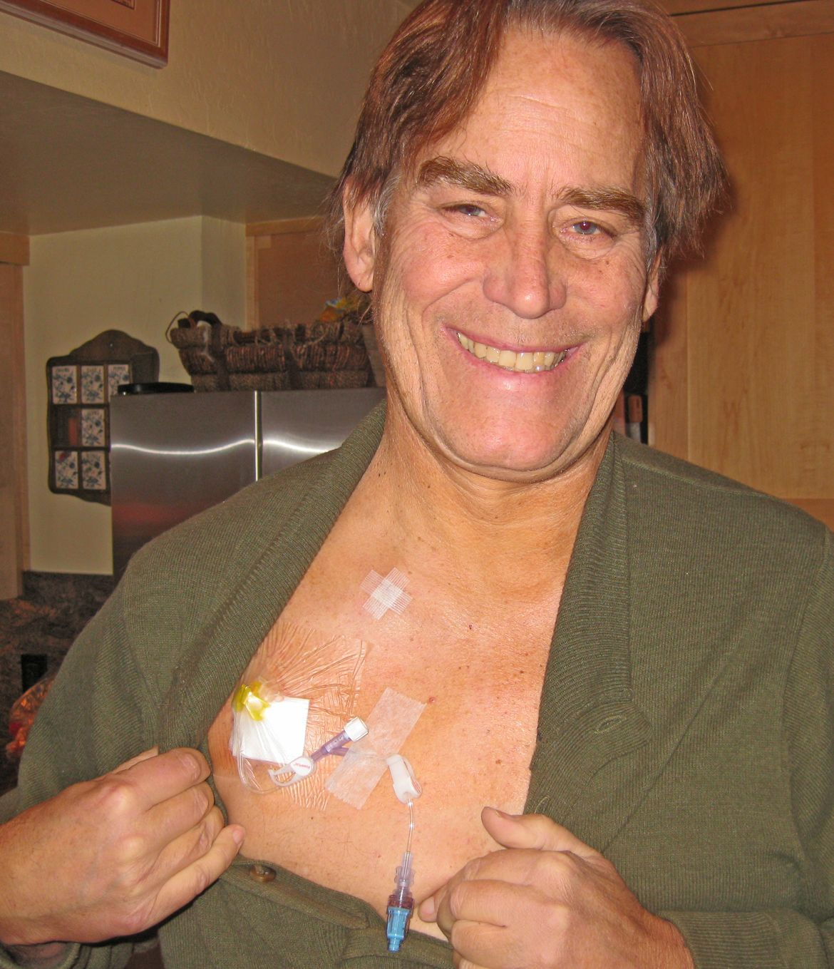 Pin On Upbeat Ways To Fight Cancer Fred Reiss Two Time Testicular Survivor