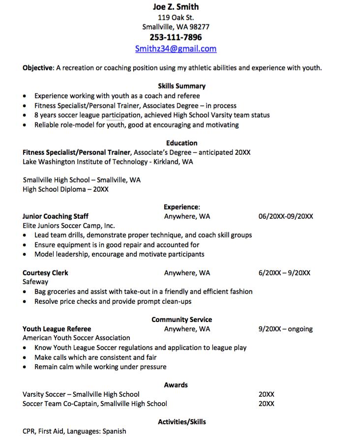 Pin by ririn nazza on FREE RESUME SAMPLE  Free resume samples Resume Resume examples