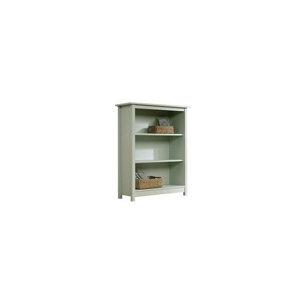 Original Cottage Bookcase By Sauder Liked On Polyvore Featuring Home Furniture Storage