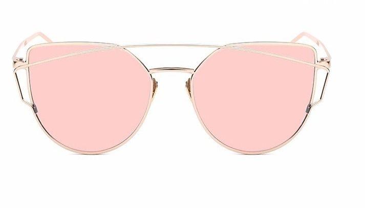 c9fc163cb9342 Óculos de Sol Gatinho Espelhado Femininos verão 2017 2018
