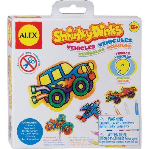 ALEX® Toys - Craft Shrinky Dinks-Vehicles 493V Alex Toys,http://www.amazon.com/dp/B001THK41I/ref=cm_sw_r_pi_dp_6x-Asb09CR3KBCAH