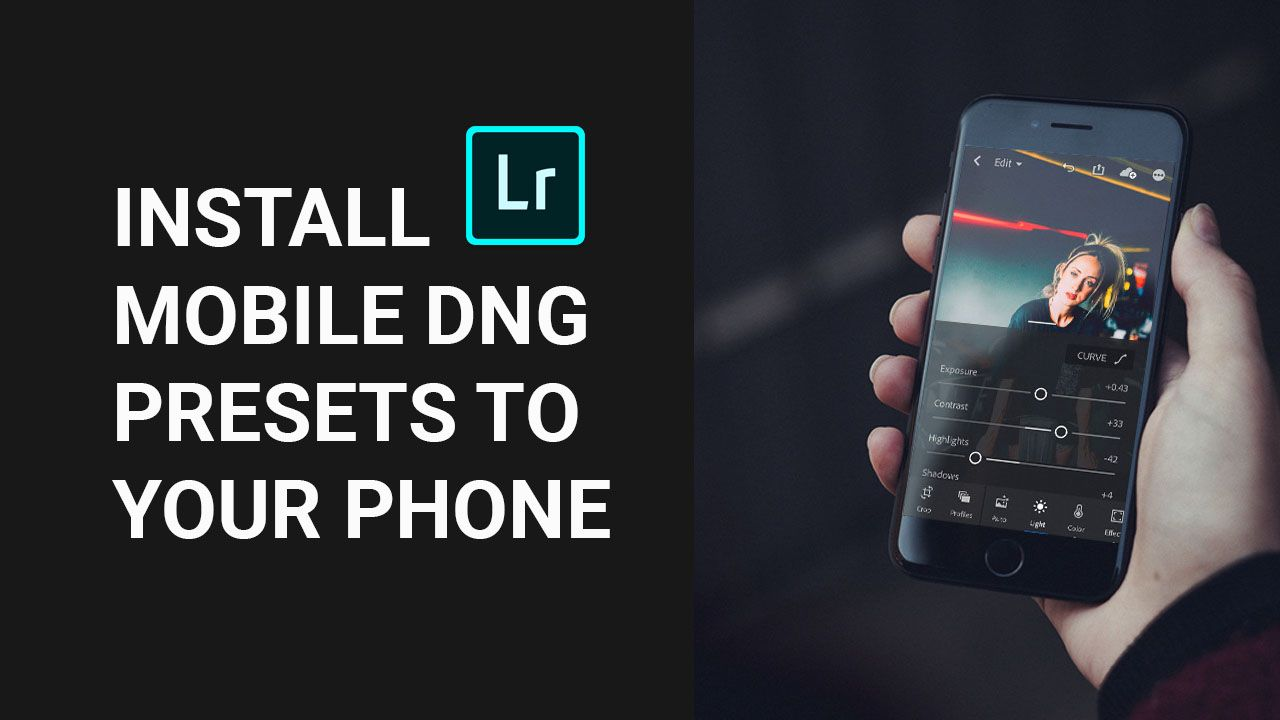 What is a dng file in lightroom