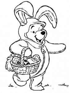 Dibujos De Pascuas Para Pintar Disney Coloring Pages Free Disney Coloring Pages Easter Coloring Pages