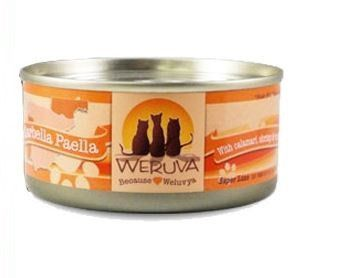 Weruva Mackerel/Shrimp/Mussels Canned Cat Food 24/5.5oz