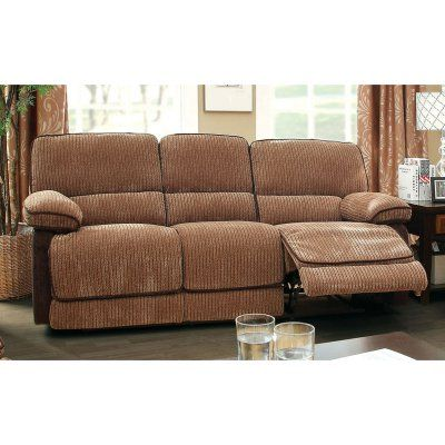 Awesome Furniture Of America Tovana Reclining Sofa Idf 6581Sf Ocoug Best Dining Table And Chair Ideas Images Ocougorg