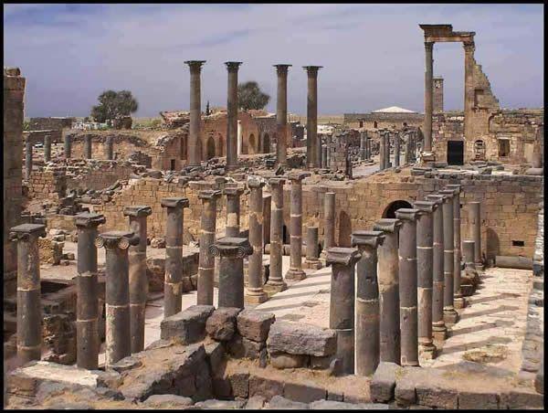 Roman Ruins - Syria